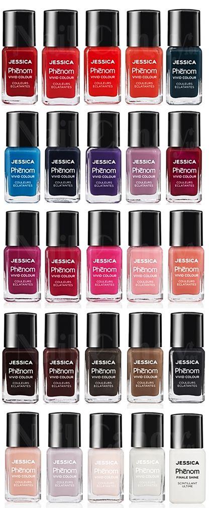 Jessica Phenom Collection