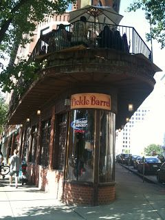 The Pickle Barrel. Chattanooga, TN. This was the hangout in college. Fun times! :)