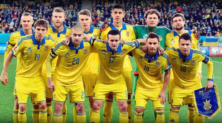 La selección de fútbol de Ucrania en Eurocopa de Francia 2016