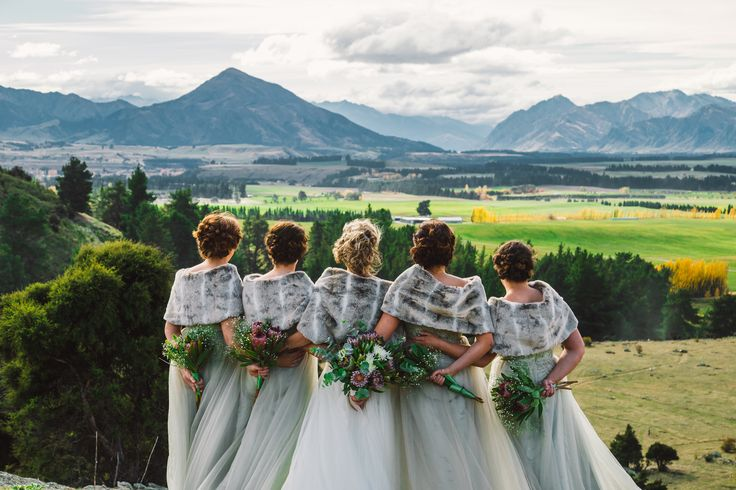Overlooking our ceremony site.  Thanks Cam McDermid Photography