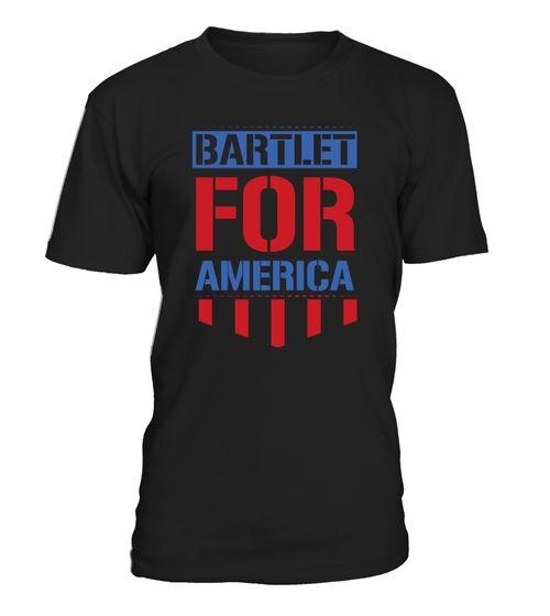 Bartlet for America president 2016
