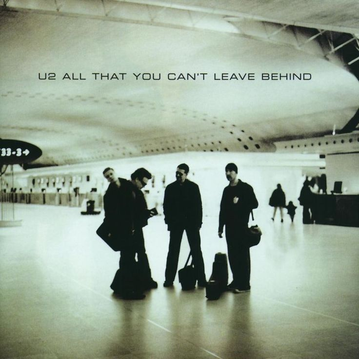 Beautiful Day by U2 - All That You Can't Leave Behind