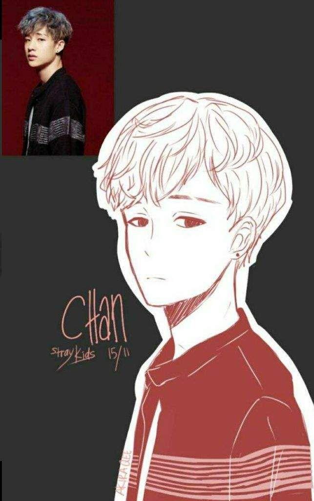 Image result for changlix fanart | Kids fans, Fan art ...