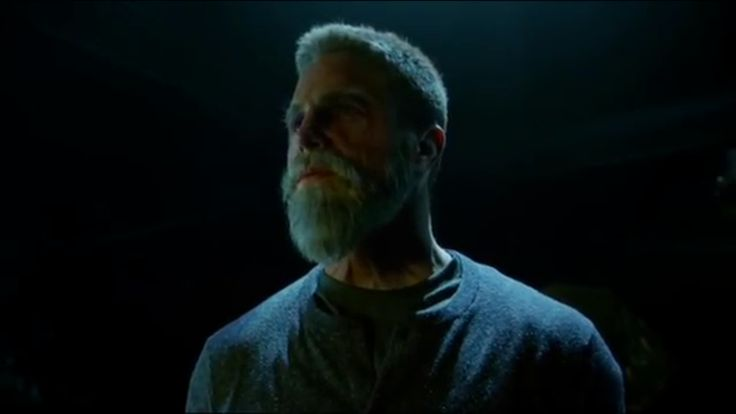 DC's Legends of Tomorrow Old Oliver Queen