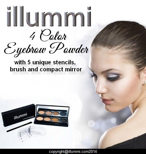 The best eyebrow palette in the world !