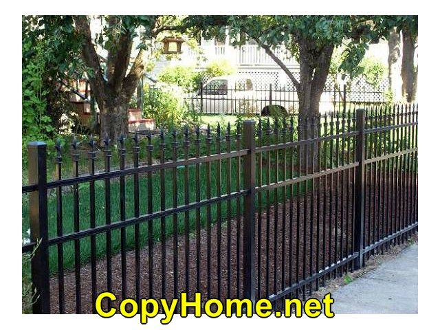 Great share  aluminum fence posts for sale