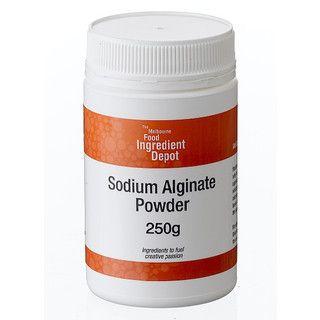 Sodium Alginate Powder 250g