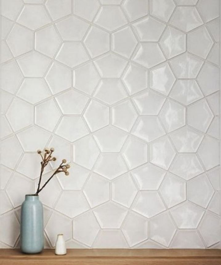 Pentax By Heralgi Tile Design Like You Ve Never Seen Before Pentax Ceramic Tile Available In 5 Shades Size 4 5 X6 From Cent Ceramic Tiles Wall Tiles Tiles