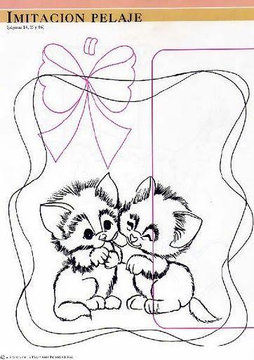 Chats-chiens Pergamano - Nerina D - Picasa Web Albums