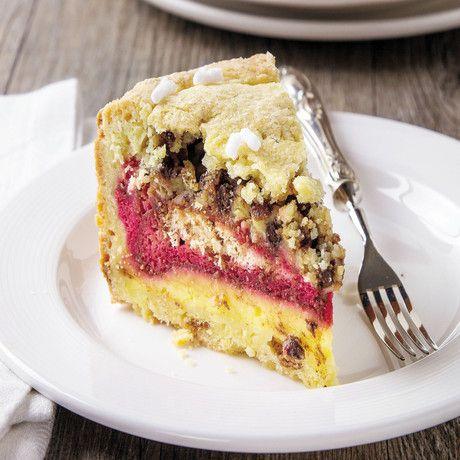 Ricetta Torta di amaretti, cioccolato e alchermes