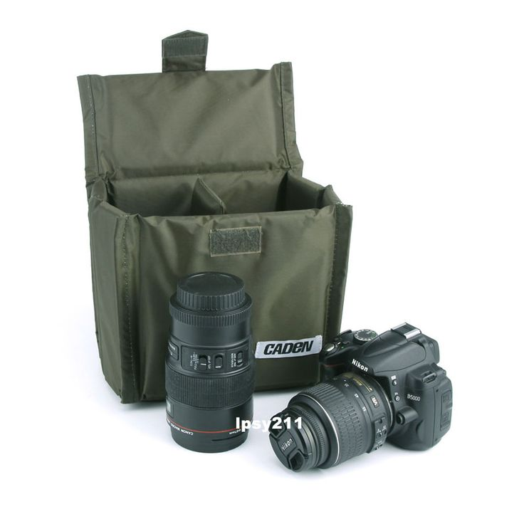 DSLR Folding Camera Insert Bag Case Partition Padded Protection for Canon 600D 60D 70D 7D 5D Nikon D90 D5100 D7000 waterproof-in Camera/Video Bags from Consumer Electronics on Aliexpress.com | Alibaba Group