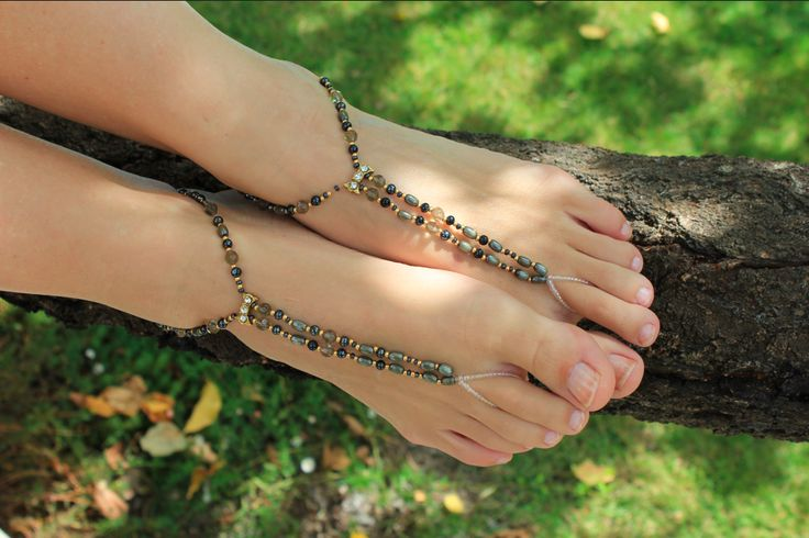 Jewellery for your feet - http://bit.ly/1i9jdrK