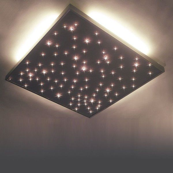 Led Ceiling Lights For Bathroom : Ceiling illumination light fixtures to set the mood and
