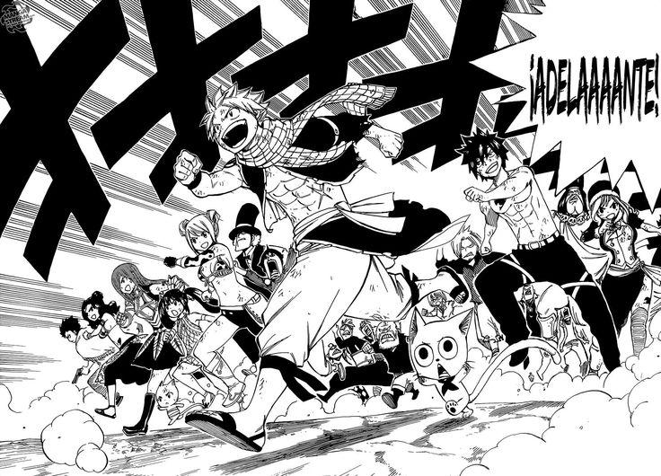 Fairy Tail Capítulo 496 página 18 - Leer Manga en Español gratis en NineManga.com