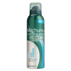 Buy Mitchum Endurance 48 Hour Anti-Perspirant Deodorant, Ice Fresh 200 ml Online   Priceline