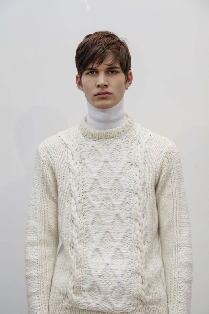 78 best knit images on Pinterest | Knitwear, Knitting and Menswear