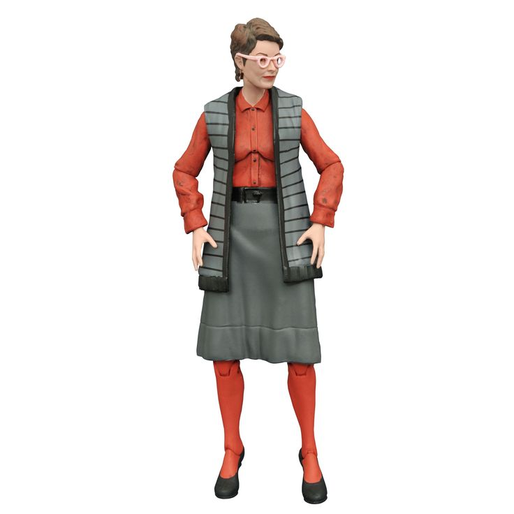 Diamond Select Toys Ghostbusters Select Series 3 Janine Action Figure