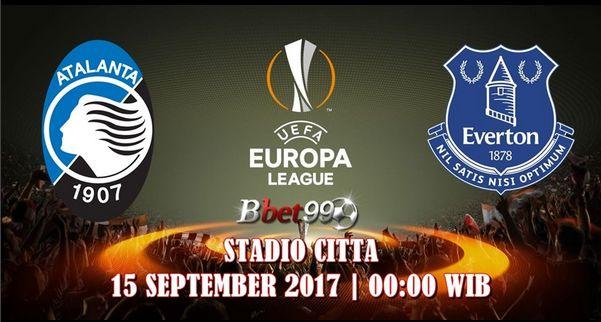 Europa League Atlanta VS Everton Tgl 15 September 2017 Jam 00:00 WIB. ingin mendapatkn bonus 100% Segera kunjungi http://www.bbet99.net/index.php?lang=id  FOLLOW => @BBET99.ID LIVECHAT : BBET99.COM BBM : D86BEE8B LINE : ID.BBET99