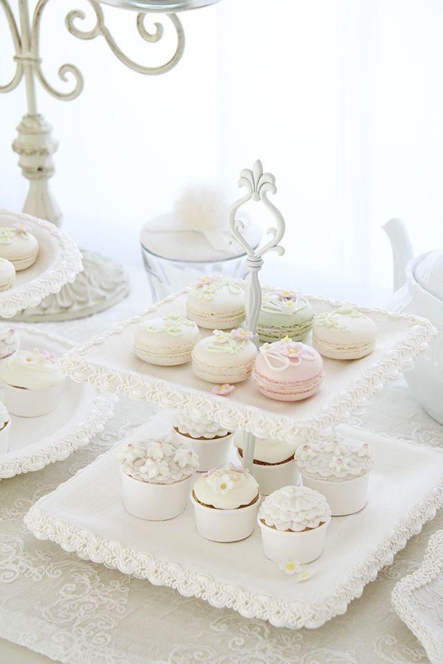 Bakery おしゃれまとめの人気アイデア Pinterest Carly Chiriac フェイクスイーツ 作り方 フェルト ケーキ 作り方 紙 皿