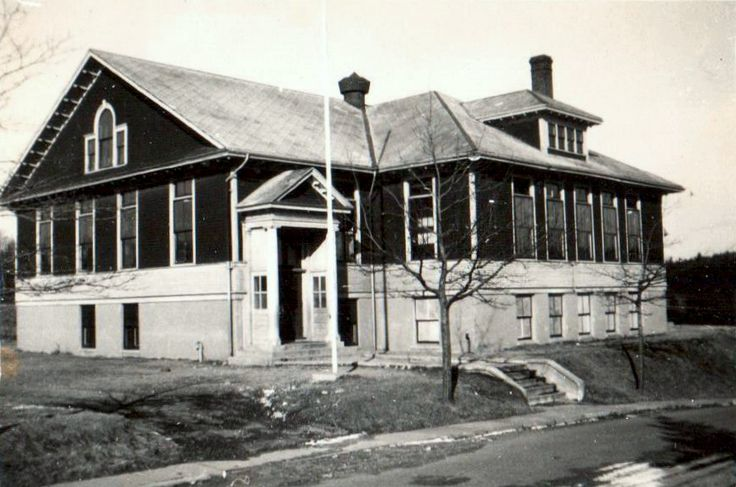 Imperoyal School  opened its doors in 1920 and served the communities of Imperoyal, Woodside and Eastern Passage until it was demolished in 1962 to make way for an expansion of the Dartmouth Imperial Oil Refinery. It was divided into three sections: primary grades 1 to 3, intermediate  grades 4 to 6, and seniors grades 7 to 9, with the principal of the school as their teacher.