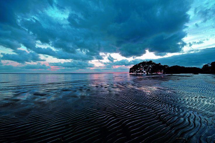 Nudgee Beach. Brisbane, Qld, Australia. by Ralph de Zilva / 500px
