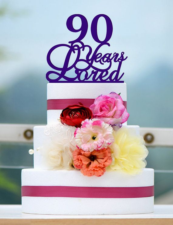 118 best images about happy birthday on pinterest for 90th birthday decoration ideas