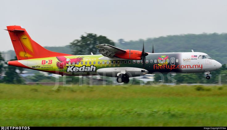 9M-FYH | ATR 72-212A(500) | Firefly | JetPhotos