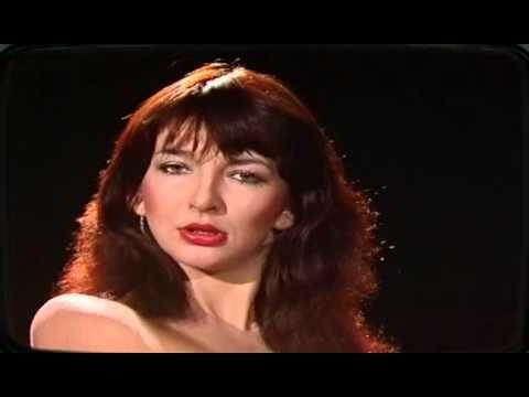 Kate Bush - Babooshka 1980