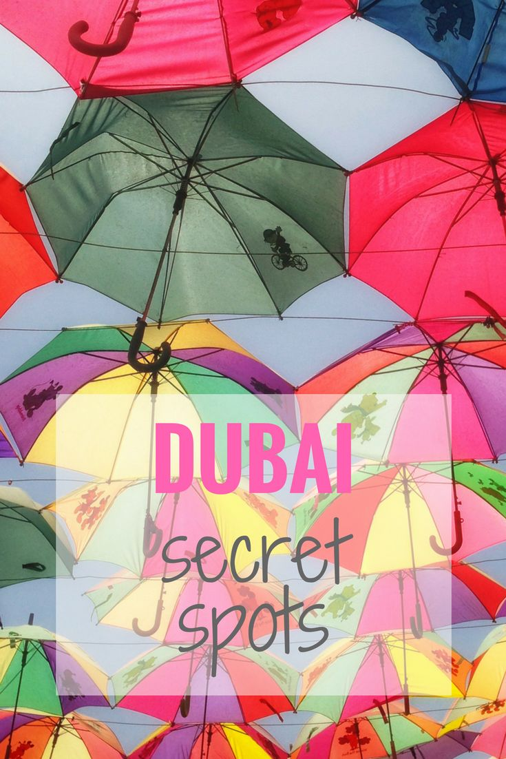 Burj Khalifa, Burj Al Arab, Dubai Mall… While visiting Dubai, you can't miss them. Dubai has much much more to offer than the most famous tourist attractions. I strongly encourage you to spend time in less obvious spots…