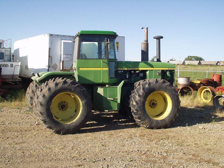 8430 John Deere Tractor