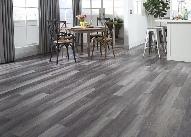 Stormy Gray Oak   Luxury Vinyl Plank