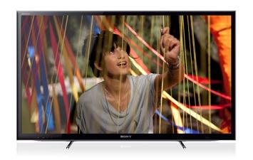 BRAVIA HX8 3D TV