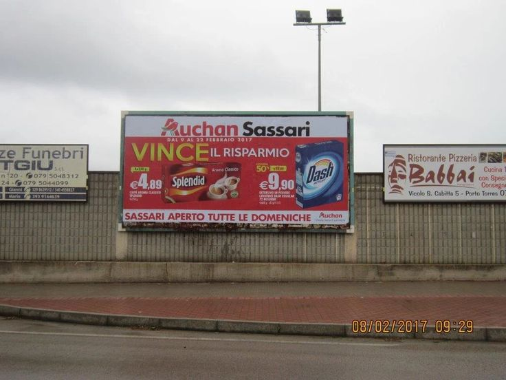 Sassari, Auchan