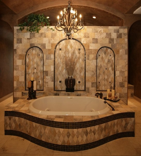 1000+ Ideas About Tuscan Bathroom Decor On Pinterest