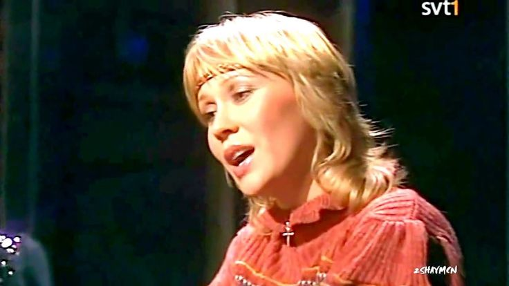 Happy Birthday Agnetha !  ABBA : Thank You For The Music (HQ) Live  1982