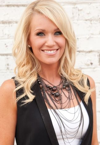 Caroline Bryan .. possibly the luckiest woman in the world. :)