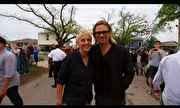 The Ellen DeGeneres Show - Ellen e visita projeto social de Brad Pitt em Nova Orleans   globo.tv