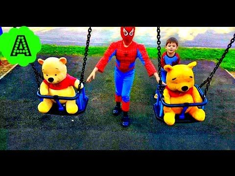 Family fun for children. We love playgrounds. We like to ride on the slides . Have fun with us and watch our video for kids. We will be pleased as you are ou...