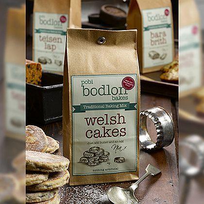 Pobi Bodlon Bakes - Traditional Welshcakes