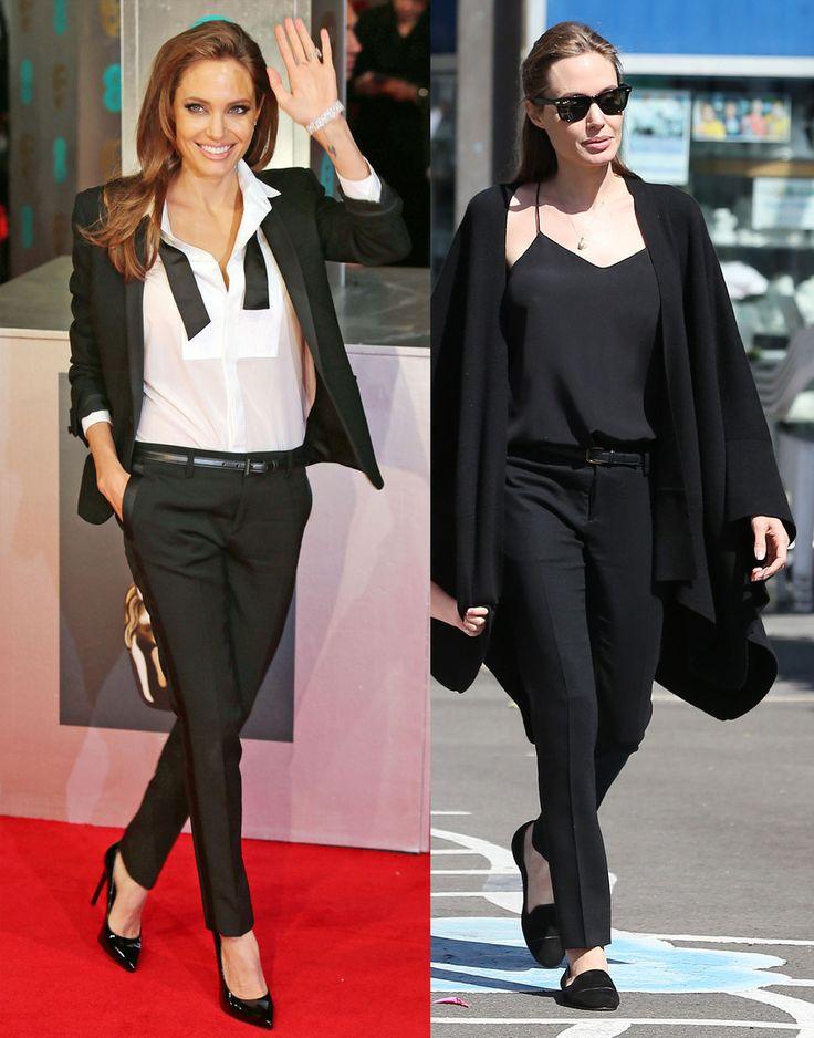 100 нужных вещей: черные брюки : Наталья Гольденберг / фото 2