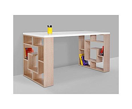 Scrivania e libreria LABIRENT - 140x75x60 cm