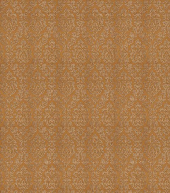 Eaton Square Upholstery Fabric-Worldwide/Bronze