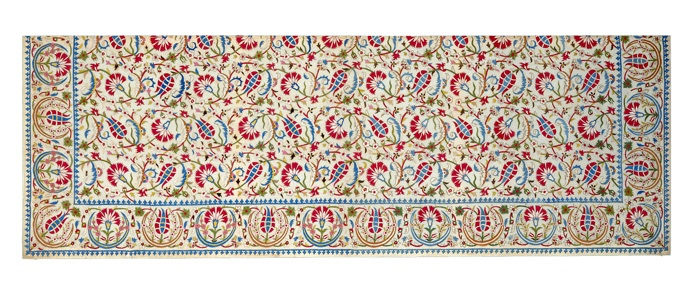 The Textile Museum | Upcoming Exhibitions | The Sultans Garden: The Blossoming of Ottoman Art