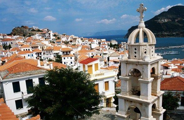 GREECE CHANNEL |  Skopelos, Greece