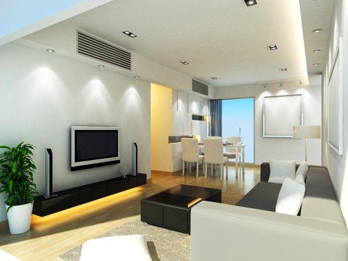 19 best 74 Stilvollen Modernen Wohnzimmer Designs In Bildern - moderne kleine wohnzimmer