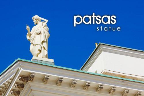 patsas ~ statue
