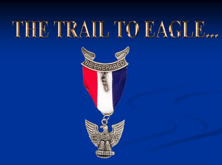 Free Powerpoint presentation for Eagle Court of Honor