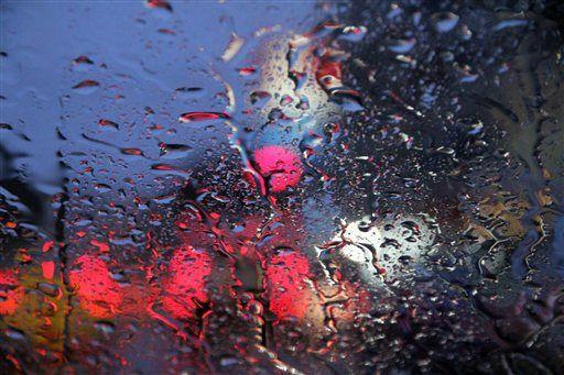 Ανοιξιάτικη βροχή