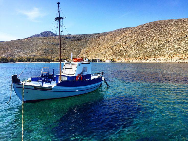 Panormos, Tinos island, Greece