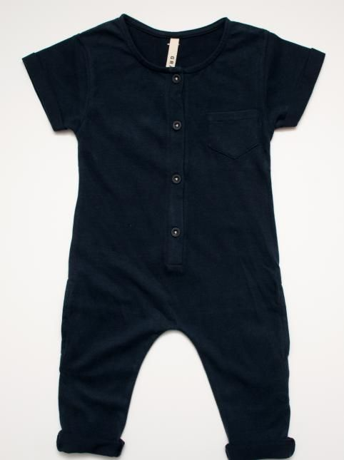 Gray Label onesie, can't get enough of this brand.